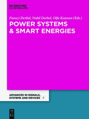 cover image of Power Electrical Systems