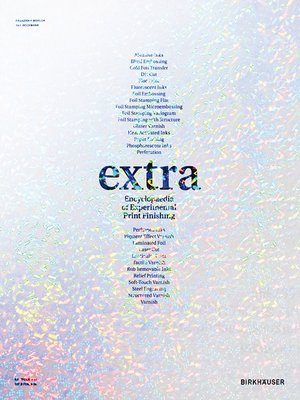 cover image of extra
