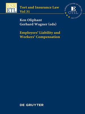 cover image of Employers' Liability and Workers' Compensation