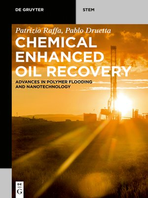 cover image of Chemical Enhanced Oil Recovery