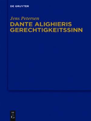 cover image of Dante Alighieris Gerechtigkeitssinn