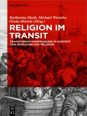 cover image of Religion im Transit