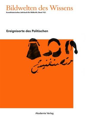 cover image of Ereignisorte des Politischen