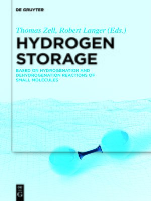 cover image of Hydrogen Storage