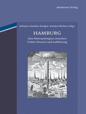cover image of Hamburg