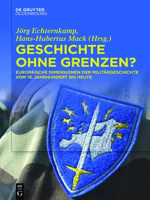 cover image of Geschichte ohne Grenzen?