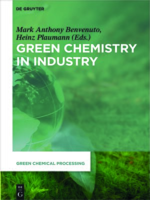 cover image of Green Chemistry in Industry
