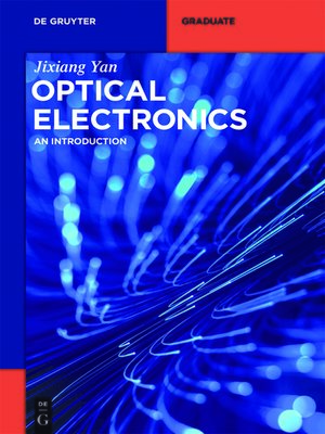 cover image of Optical Electronics