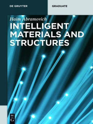 cover image of Intelligent Materials and Structures