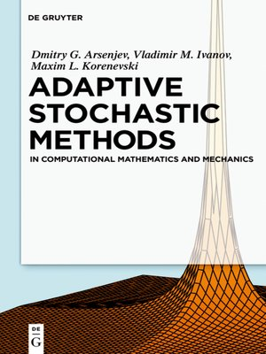 cover image of Adaptive Stochastic Methods