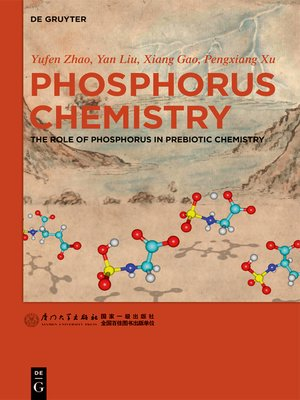 cover image of Phosphorus Chemistry