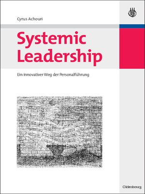 cover image of Systemic Leadership