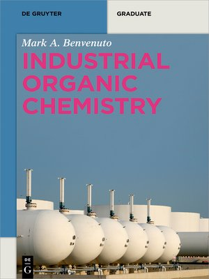 cover image of Industrial Organic Chemistry