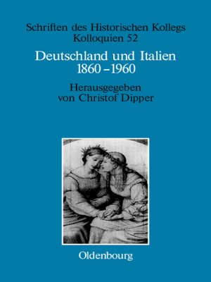 cover image of Deutschland und Italien 1860-1960