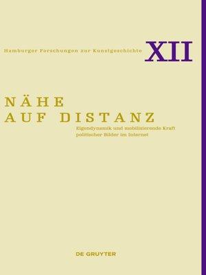 cover image of Nähe auf Distanz