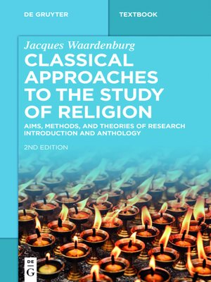 cover image of Classical Approaches to the Study of Religion