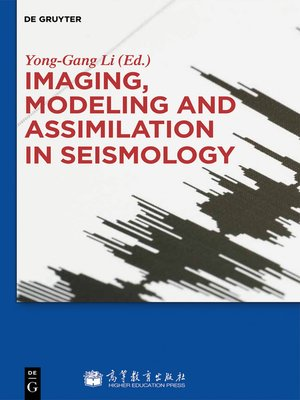 cover image of Imaging, Modeling and Assimilation in Seismology