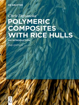 cover image of Polymeric Composites with Rice Hulls