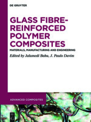 cover image of Glass Fibre-Reinforced Polymer Composites