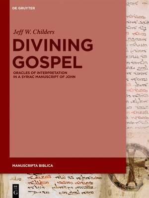 cover image of Divining Gospel