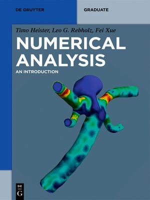 cover image of Numerical Analysis