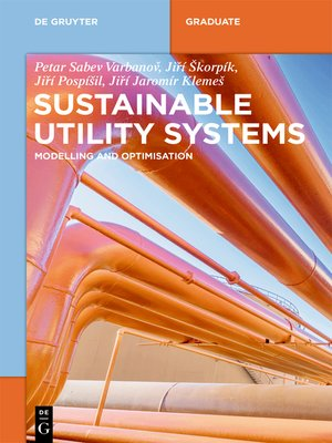 cover image of Sustainable Utility Systems