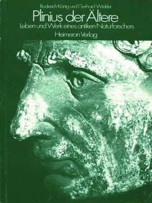 cover image of Leben und Werk eines antiken Naturforschers