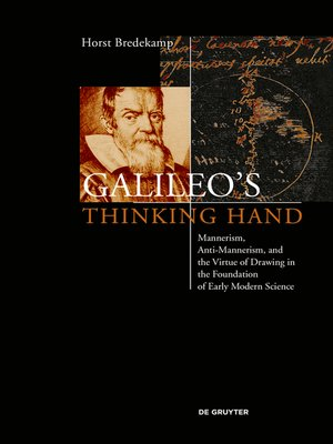 cover image of Galileo's Thinking Hand
