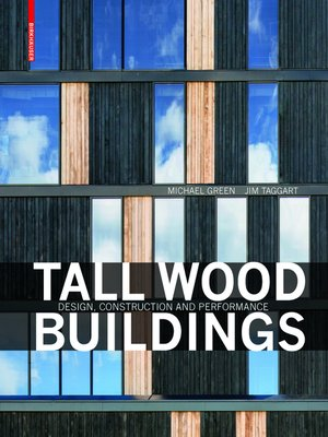 cover image of Tall Wood Buildings