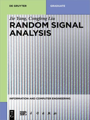 cover image of Random Signal Analysis