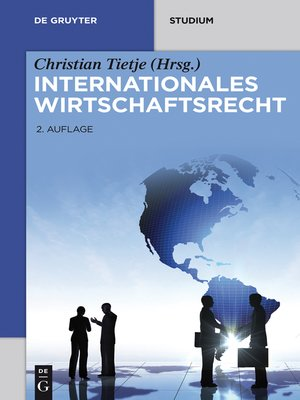 cover image of Internationales Wirtschaftsrecht