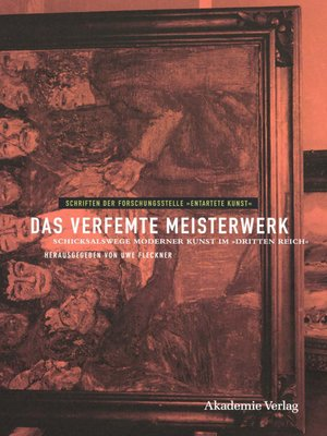 cover image of Das verfemte Meisterwerk