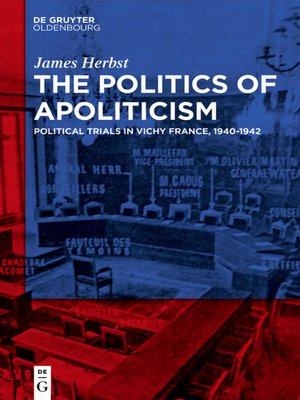 cover image of The Politics of Apoliticism