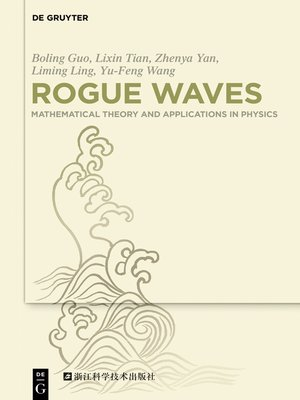 cover image of Rogue Waves