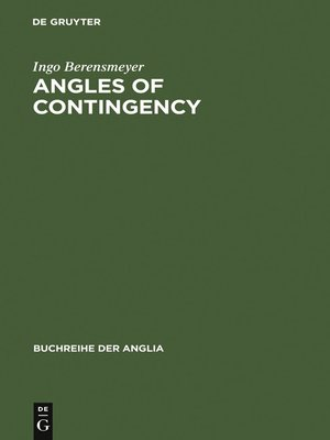 cover image of Angles of Contingency