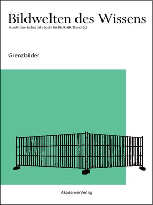 cover image of Grenzbilder