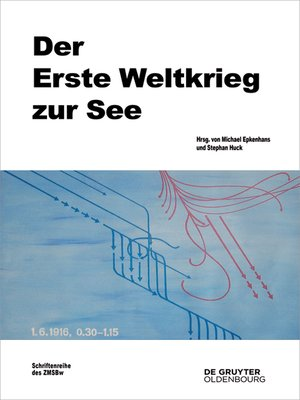 cover image of Der Erste Weltkrieg zur See