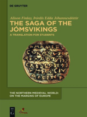 cover image of The Saga of the Jómsvikings