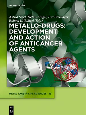 cover image of Metallo-Drugs
