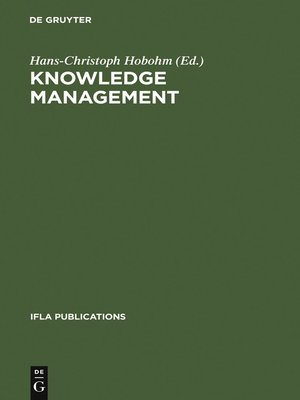 cover image of Knowledge Management