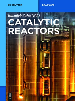 cover image of Catalytic Reactors