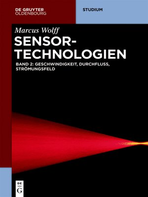 cover image of Sensor-Technologien