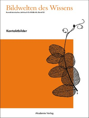 cover image of Kontaktbilder