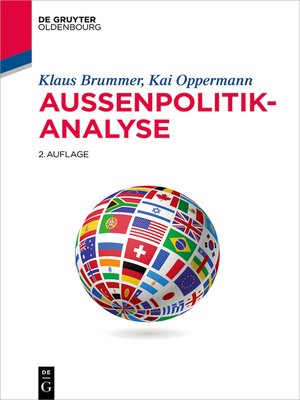 cover image of Außenpolitikanalyse