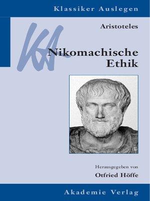 cover image of Aristoteles