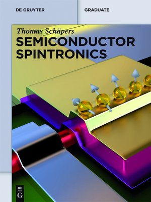 cover image of Semiconductor Spintronics