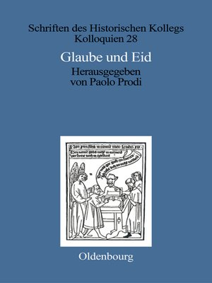 cover image of Glaube und Eid