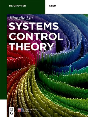 cover image of Systems Control Theory