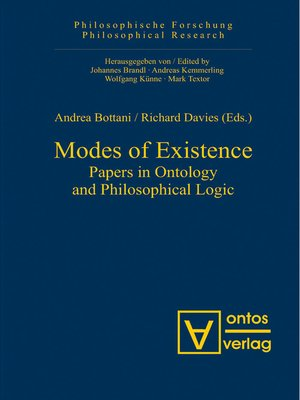 modes of existence The result of a twenty five years inquiry, it offers a positive version to the question raised, only negatively, with the publication, in 1991, of ''we.