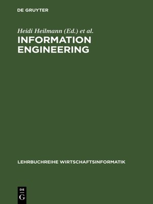 cover image of Information Engineering
